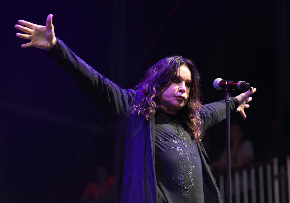 Black Sabbath pick up Living Legend gong at the Classic Rock Roll of Honour awards