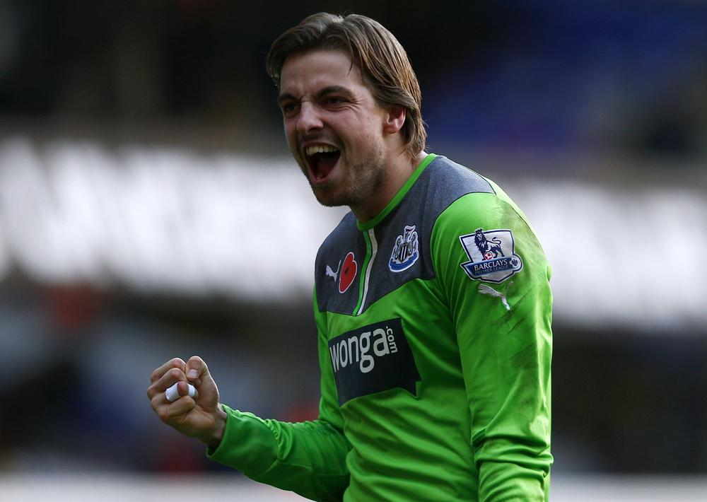 Tim Krul – the best performance by any goalkeeper this season?