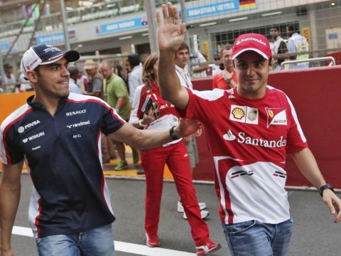 Felipe Massa to join Williams F1 for 2014 season as Pastor Maldonado moves on