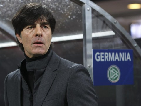 Joachim Low: No disrespect to England by naming second string at Wembley
