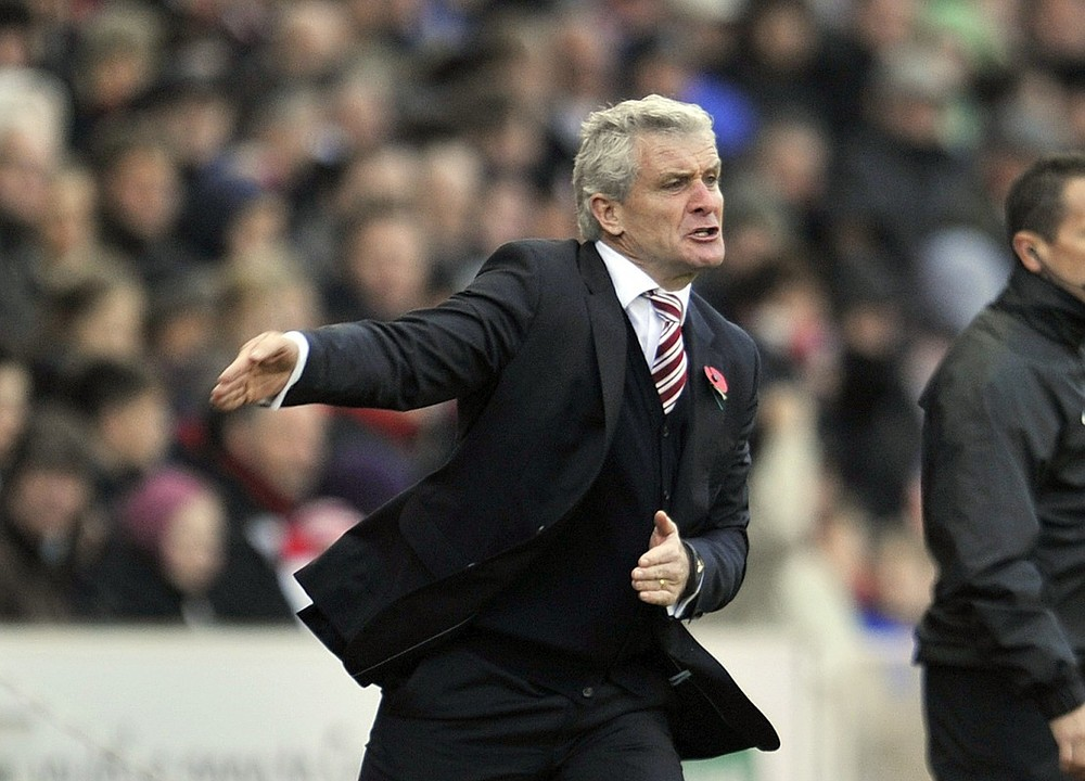 Mark Hughes's changes are simply not working at Stoke City