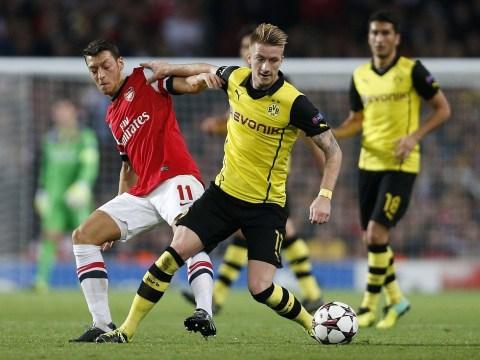 Champions League preview: Borussia Dortmund v Arsenal big match briefing
