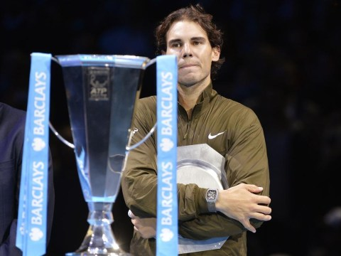 Rafael Nadal won't let defeat to Novak Djokovic at the 02 cloud his achievements this year