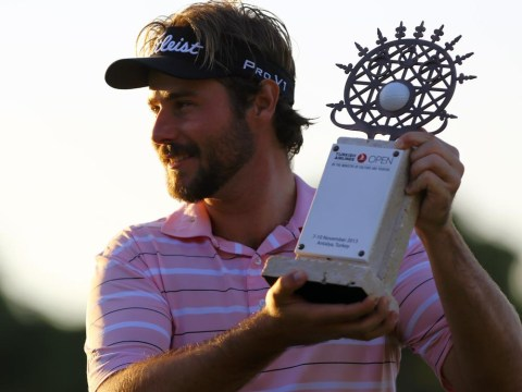Victor Dubuisson stuns Tiger Woods and Justin Rose to claim Turkish Open