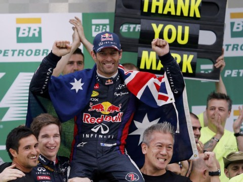 F1 debrief: Sebastian Vettel too good as Mark Webber enjoys a fitting farewell