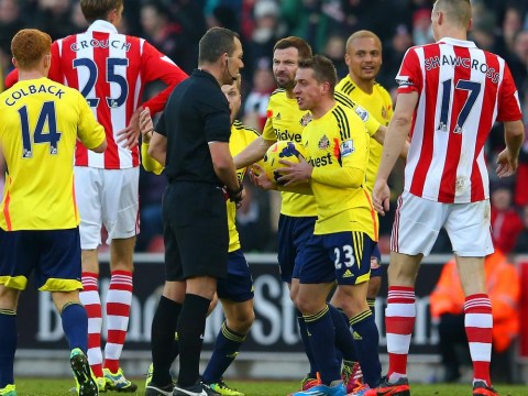 Wes Brown's sending off might have been harsh, but Stoke were simply too good for Sunderland