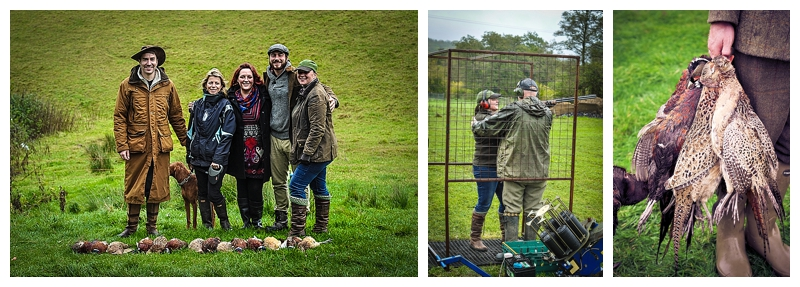 The Vale House Kitchen shooting and game cookery course review