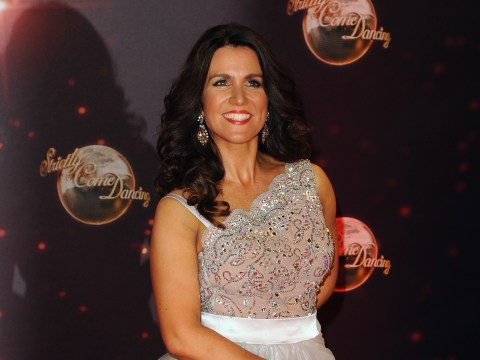 Susanna Reid gets Strictly Come Dancing fitness boost – from Peter Crouch