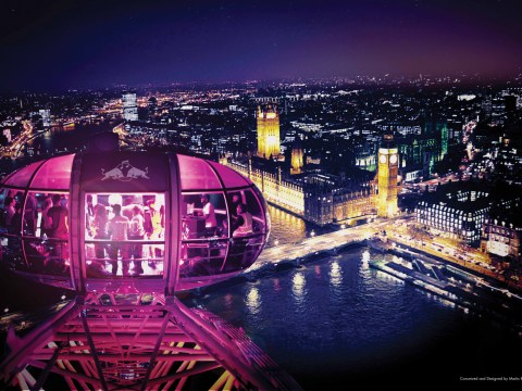 London Eye event set to break world record
