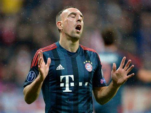 Franck Ribery: I've already made space for my Ballon d'Or trophy