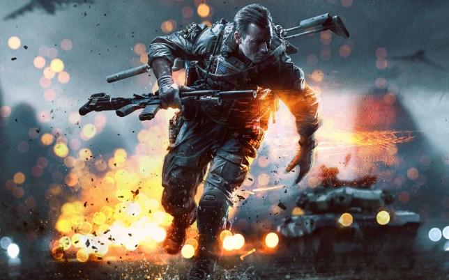 Battlefield 4 - who cares whether it works or not?
