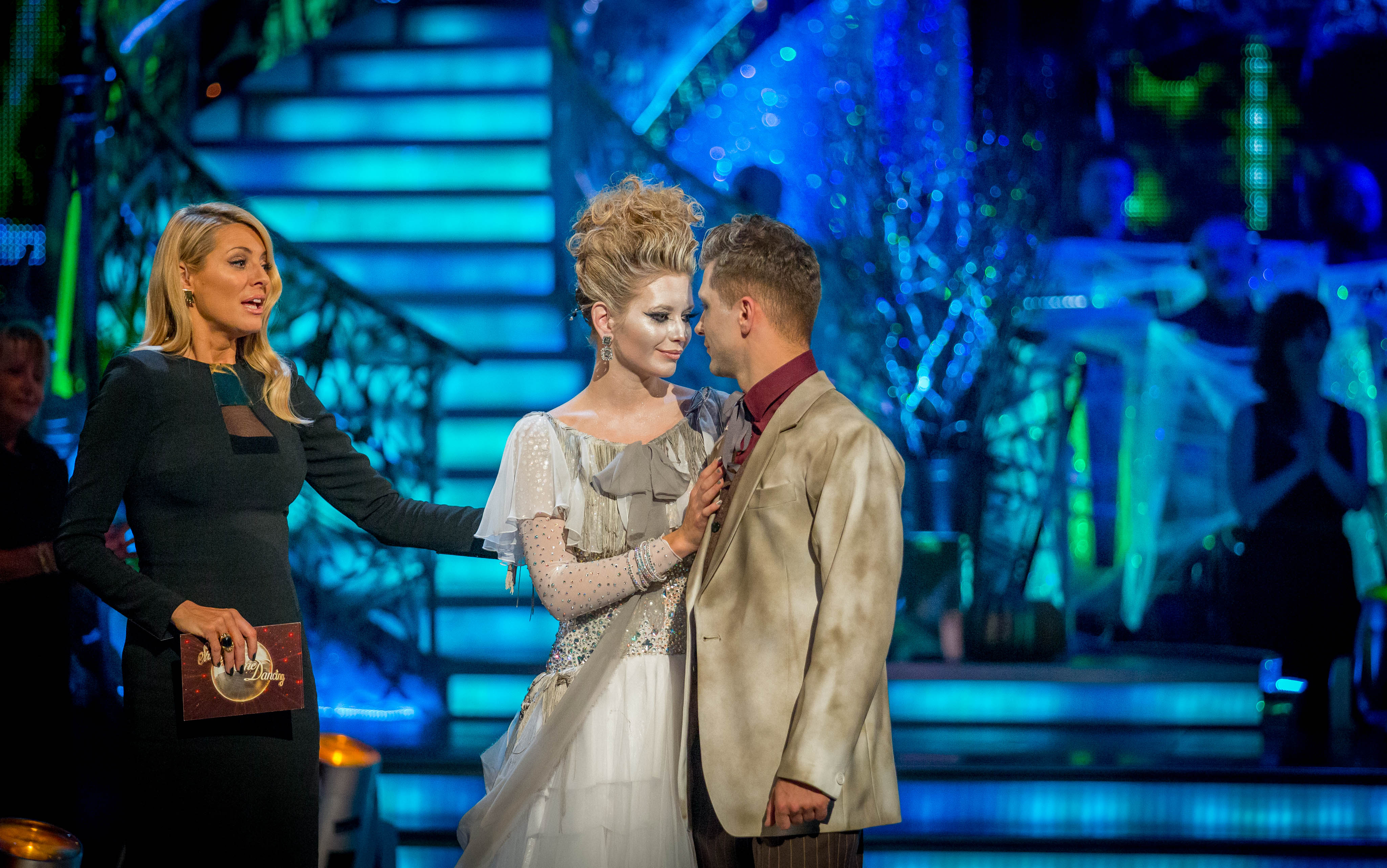Rachel Riley sashays off Strictly Come Dancing after losing out to Abbey Clancy in dance-off