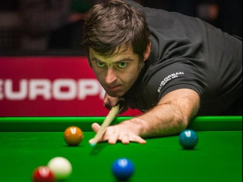 Ronnie O'Sullivan happy to be sent to Coventry for Champion of Champions event