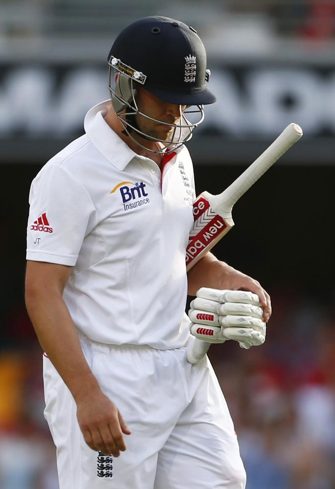 Ashes 2013-14: David Warner sticks knife into 'weak and scared' Jonathan Trott