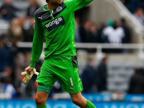 Tim Krul heroics earn Newcastle win at Tottenham after Loic Remy strike