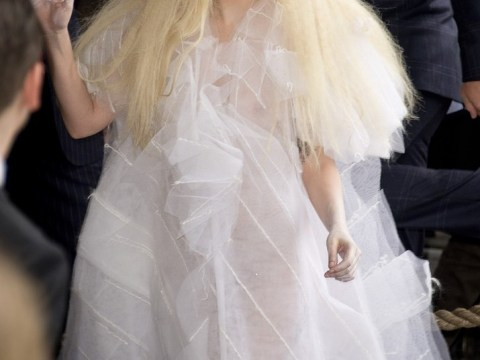 Lady Gaga to perform out of this world? But in space no one can hear you clapping