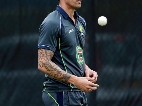 The Ashes: Mitchell Johnson is looking to catch Jonathan Trott on bounce