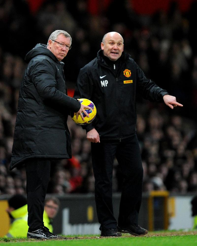 Sir Alex Ferguson wasn't the real manager at Manchester United, I was, says Mike Phelan