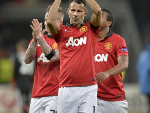 Manchester United's birthday boy Ryan Giggs is ready to top 40