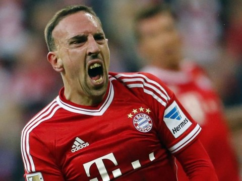 Franck Ribery confident he's done enough to beat Cristiano Ronaldo to Ballon d'Or title