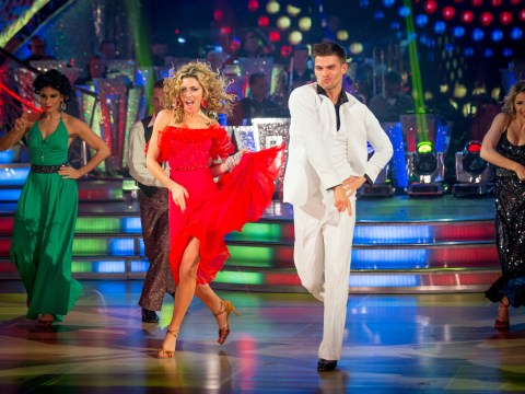 Strictly Come Dancing 2013: Who has Abbey Clancy joined in the 40 hall of fame?