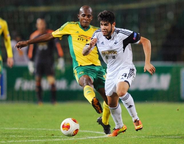 FC Kuban Krasnodar v Swansea City - UEFA Europa League Group Stage Matchday Four Group A