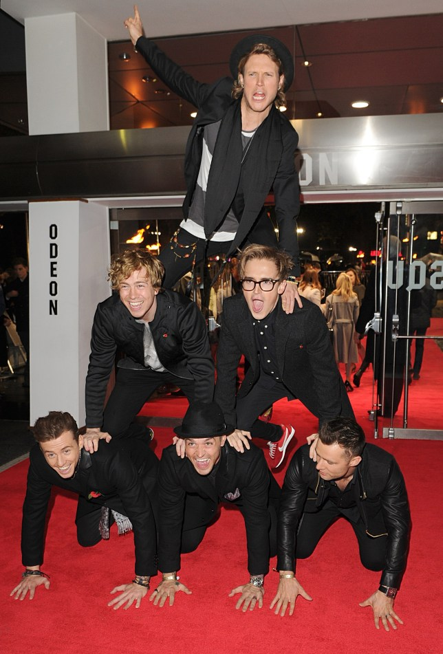BUsted and McFly have joined forces to form McBusted (Picture: PA)