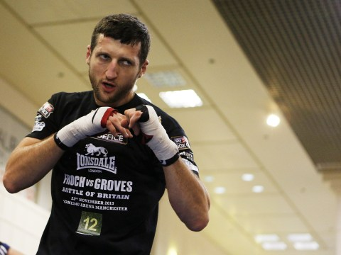 The Tipster: Carl Froch will edge battle of the Brits against George Groves