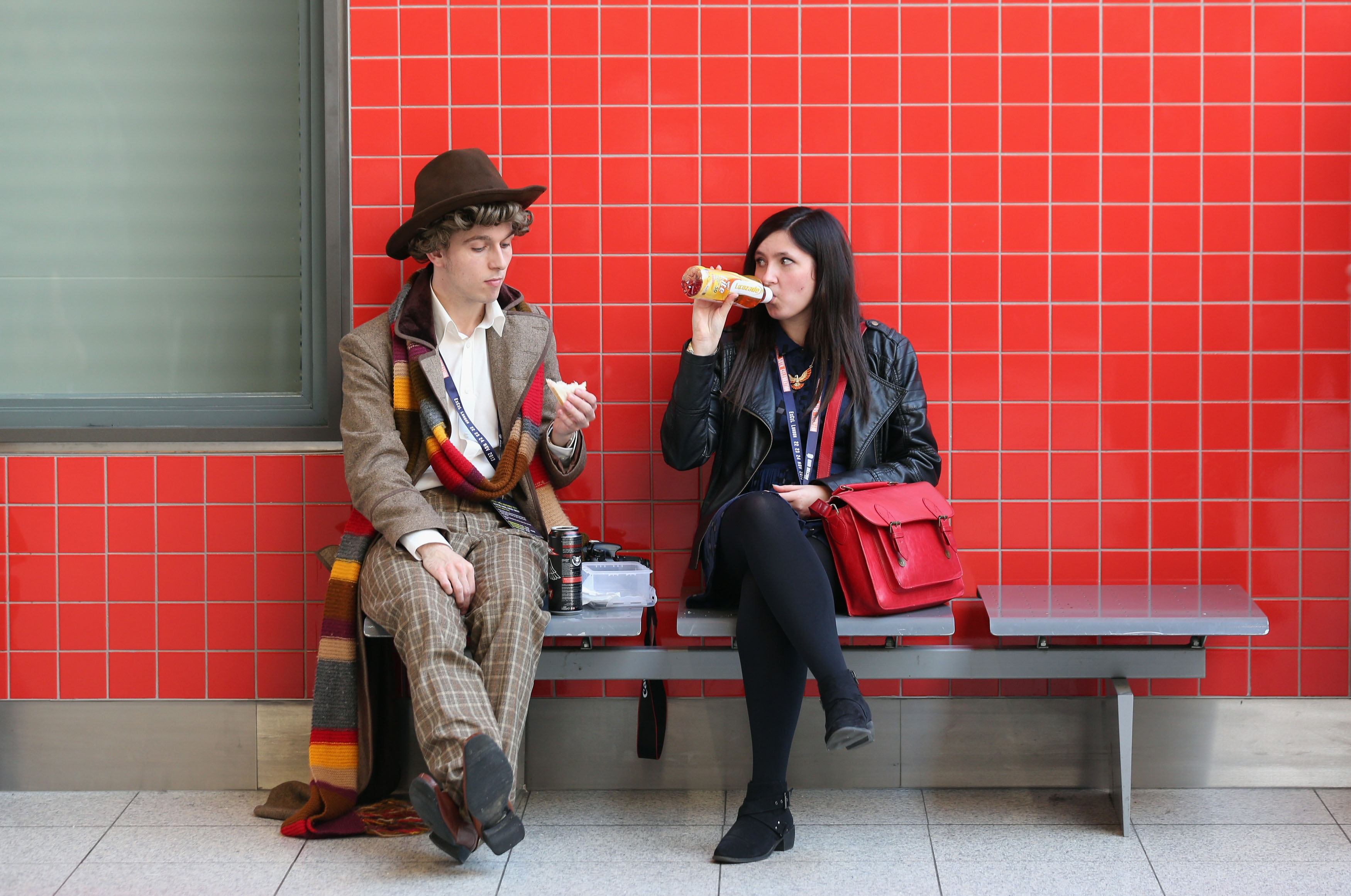 Doctor Who 50th Celebration: 10 things to expect at the Doctor Who convention
