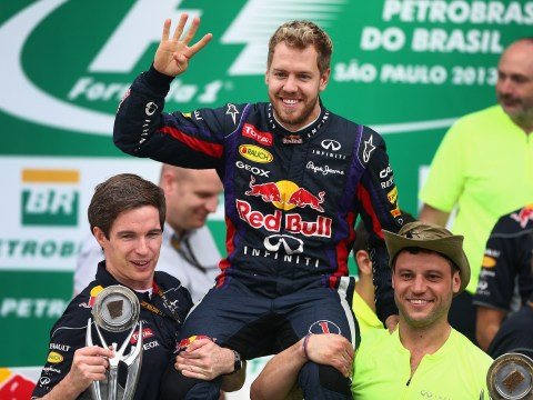 F1 season review: Sebastian Vettel set the standard as Red Bull sparkled