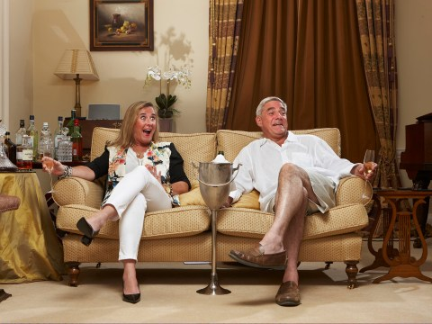Gogglebox: Why we can't get enough of 'posh couple' Dom and Steph Parker