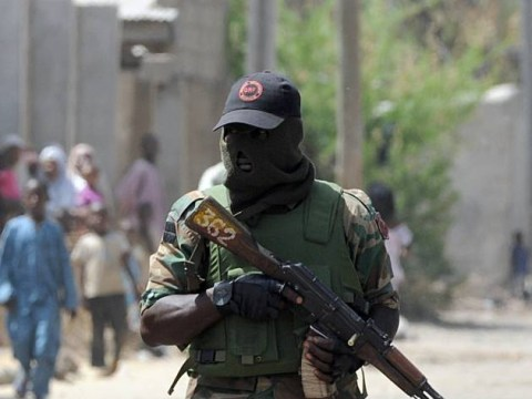 Nigerian soldiers sentenced to death for cowardice