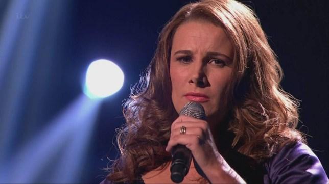 Sam Bailey (Picture: ITV)