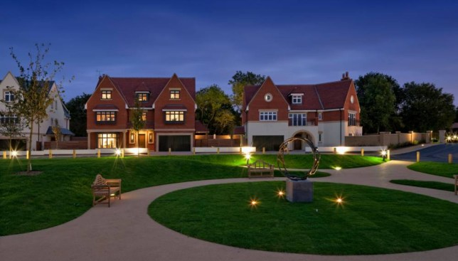 Chigwell Grange, luxury housing in Essex (Picture: supplied)