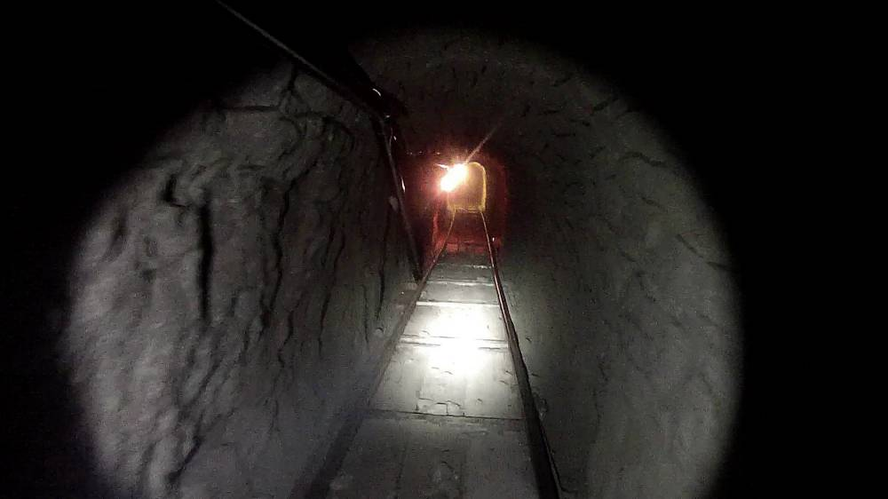 Gallery: Tijuana and San Diego drug 'super' tunnel discovered