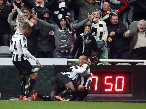 Gallery: Newcastle beat Chelsea 2-0 – 2 November 2013