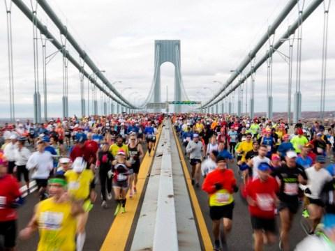 Gallery: New York City marathon 2013