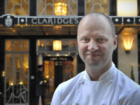 Former kebab shop worker to take over from Gordon Ramsay at Claridge's