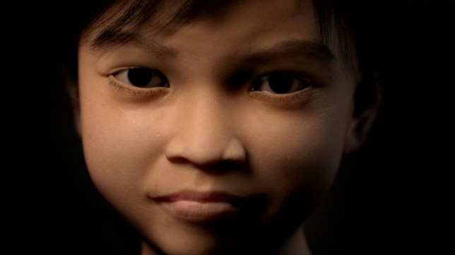 epa03935955 An undated computer generated image made availbale by Terres des Hommes Netherlands on 04 November 2013 shows virtual character 'Sweetie' designed as the face of a ten-year-old Philippino girl. According to the press release, researchers created this character which was operated in public chat rooms. Over 20,000 predators from around the world allegedly asked the virtual for webcam sex performances.  EPA/TERRES DES HOMMES / HANDOUT  HANDOUT EDITORIAL USE ONLY/NO SALES/NO ARCHIVES