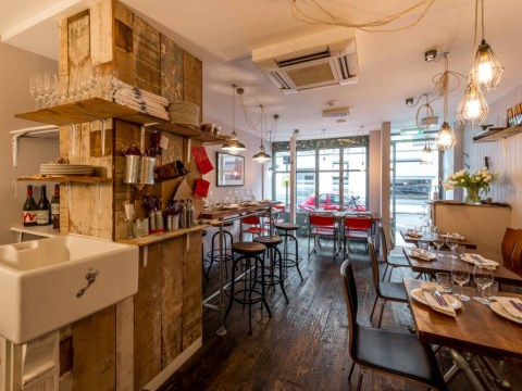 Pied Nus: the byword for a polished pop-up