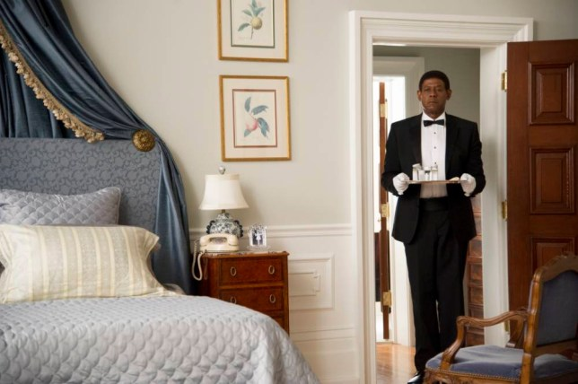"""This film image released by The Weinstein Company shows Forest Whitaker as Cecil Gaines in a scene from """"Lee Daniels' The Butler."""" From """"12 Years a Slave"""" to """"The Butler"""" to """"Fruitvale Station,"""" 2013 has been a banner year for movies directed by black filmmakers. Like seldom before, African American stories are being told on the big screen without white protagonists. (AP Photo/The Weinstein Company, Anne Marie Fox)"""
