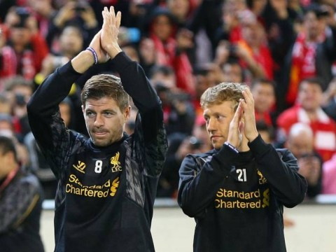 Do Liverpool need to keep Steven Gerrard and Lucas fit to qualify for Champions League?