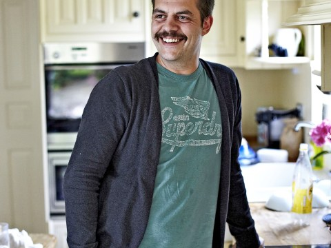 Movember: You're growing the 'tache now you can Cook Like A Man