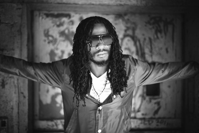 Gyptian surveys his new pop landscape (Picture: Zev Schmitz)