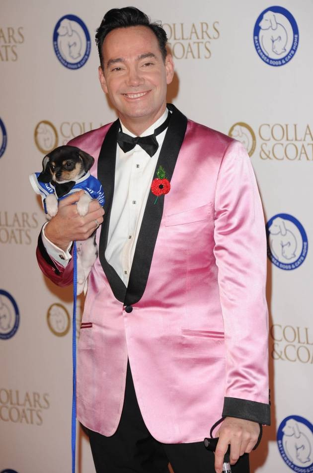 Craig Revel Horwood defends Strictly's Dave Myers, branding calls to quit 'ridiculous'