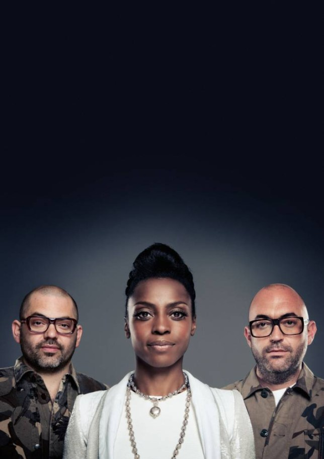 Morcheeba's original line-up, Paul and Ross Godfrey and Skye Edwards, are showcasing their latest album, Head Up High (Picture: Alex Lake)