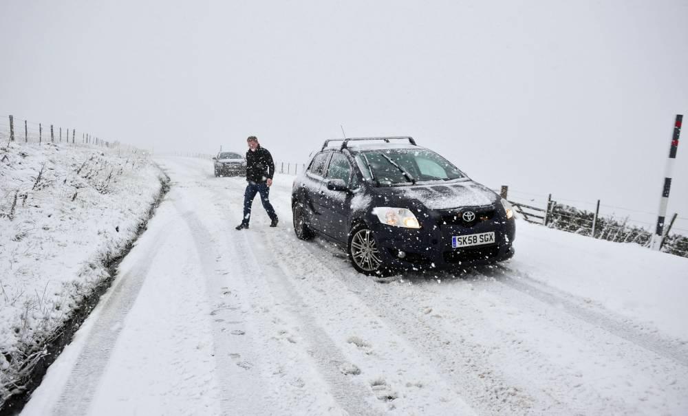 UK weather: Big freeze to return ahead of below average winter say Met Office
