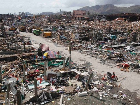 Gallery: Typhoon Haiyan hits the Philippines