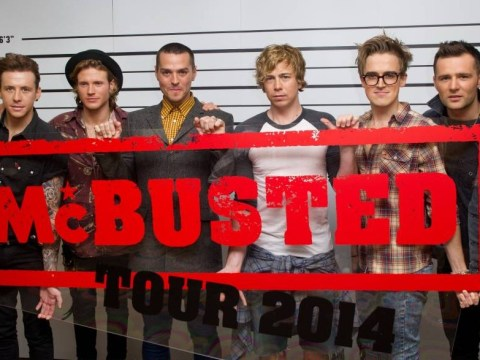 Starting with McBusted's first ever TV performance: 5 reasons to tune into Children In Need