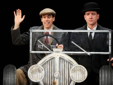 Stephen Mangan is a perfect Wooster in this sometimes brilliant, sometimes twee, performance